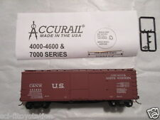"HO Accurail ""CHICAGO NORTH WESTERN"" C&NW - HISTORICAL SOCIETY  Reefer Car."