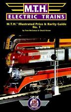 MTH Electric Trains Illustrated Price and Rarity Guide