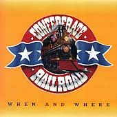 When and Where by Confederate Railroad (CD, Jun-1994, Atlantic (Label)) Used