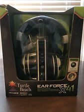Turtle Beach Ear Force X41 Wireless Gaming Headset Xbox 360 Priority Ship PC