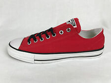 Converse Mens Chuck Taylor All Star Pro OX Red Low Top Fits Women 142760C