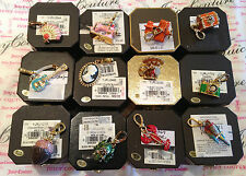 11 RARE AND RETIRED JUICY COUTURE CHARMS