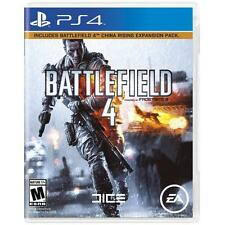Battlefield 4 Sony PlayStation 4 2013 First Person Shooter Action Game PS4 PS