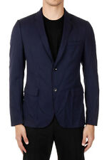 GUCCI New men creased jacket single-breasted Drop 7R Original Made in Italy