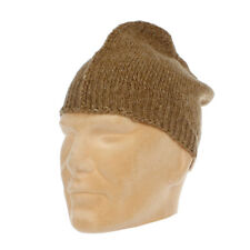 MARTIN MARGIELA MM14 Men New Knitted Hat Brown Original New Italy Made