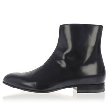 MARTIN MARGIELA MM22 Man Leather Ankle Boots  Made in Italy