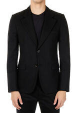 MARTIN MARGIELA MM14 Men Black Single Breasted Wool Blazer Made in Italy New
