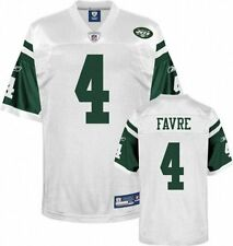 NFL Brett Favre New York Jets American Football Shirt Jersey