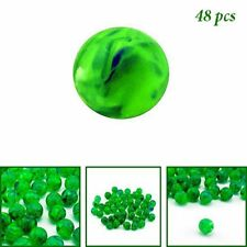 Green Rubber Glow In The Dark Kids Bouncing Balls Party Toy Favor Prizes