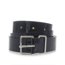 DSQUARED2 D2 Man Patent Leather Belt Made in Italy New with tags and Original