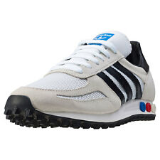 adidas La Trainer Og Mens Trainers White Black New Shoes