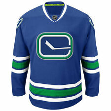 Reebok Vancouver Canucks Blue Premier Alternate Jersey - NHL