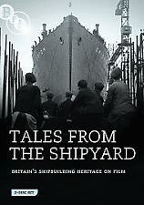 tales from the shipyard NEW DVD (BFIVD900)