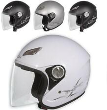 Open Face Helmet Visor Motorcycle Scooter Apparel CE Approved A-PRO