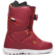 DC - Search | 2017 - Womens Snowboard Boots | Maroon