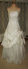 Ex-sample Wedding Dress Size 10