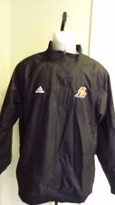NWT NBA Men's Los Angeles Lakers Lightly Lined Pullover Jacket - Sizes L & 2XL