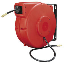 "Legacy L8250 3/8"" X 50' Retractable Air Hose Reel"