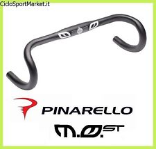 Handlebars Curved Pinarello MOST XYLON Aluminum - Weight 290gr
