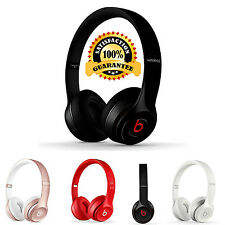 Original Beats by Dr. Dre Solo 2 Headband Wired Headphones - Certified Refurbish