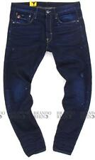 G-Star RAW TYPE C 3D Loose Tapered Jeans NEW Pant MENS BLACK Denim SIZE W33 W38