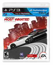 Need for Speed: Most Wanted (Sony PlayStation 3, 2012)