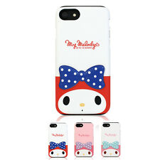 Hello Kitty My Melody 3D Deco Cutie Bumper Cover Case For Apple iPhone 6 / 6S