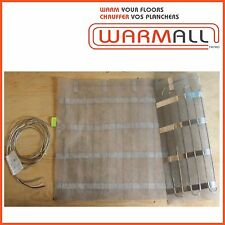 """Warm All Electric Floor Heating Mat 48"""" Wide - 120 Volts"""