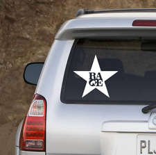 Rage Against The Machine Sticker | SET OF TWO | RATM Decal