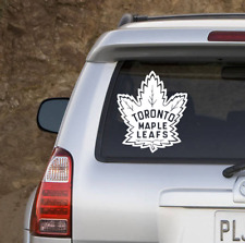 Toronto Maple Leafs Sticker | SET OF TWO | Maple Leafs Decal