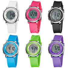 OHSEN Electronic Quartz Digital Sports Watch with LED Backlight Water Resistant