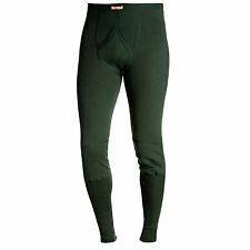 Termo Original Military Army Thermal Long Johns Leggings with Zipper Fly Green