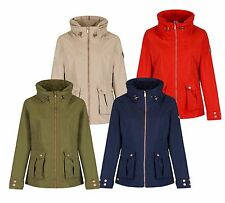 Regatta Nardia Womens/Ladies Hooded Waterproof Rain Jacket