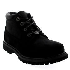 Womens Timberland Af Nellie Chukka Black Ankle Waterproof Leather Boots US 5-11