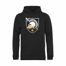 Fanatics Branded Army Black Knights Youth Black Gradient Logo Pullover Hoodie