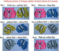 new Lovely Cartoon Swimming cap for Boys and girls Silicone swim caps for Kids