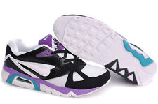 NIKE AIR MAX STRUCTURE TRIAX '91 318088-011 BLACK/WHITE-MINT-PURE PURPLE