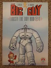Big Guy & Rusty the Robot TPB Frank Miller Geof Darrow dark horse Shaolin Cowboy