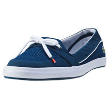 Lacoste Lancelle 117 1 Womens Boat Shoes Navy New Shoes