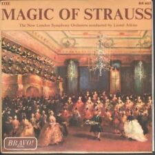 NEW LONDON SYMPHONY ORCHESTRA Magic Of Strauss 7