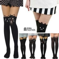 Sexy Fashion Pantyhose Design Pattern Printed Tattoo Stockings Tights AN18