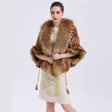 Luxury Genuine Fur Coat Outwear Jacket Big Raccoon Fur Collar Trim Outwear C0039