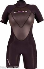 Hyperflex Wetsuits Women's Cyclone2 2.5mm Spring Suit, Size 8 new with tag