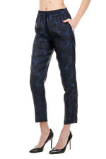 VALENTINO Woman Printed Silk Trousers Made in Italy New with tags and original