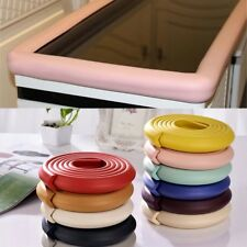 Safety Baby Table Desk Edge Corner Cushion Guard Strip Softener Bumper Protector