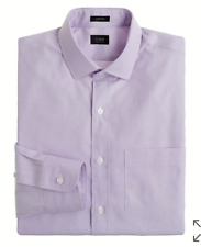 NEW NWT mens j.crew ludlow button up dress shirt violet all sizes 99467