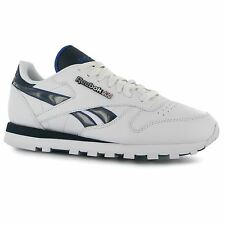 Reebok Classic CTM Mens Shoes Trainers White/Navy Sneakers Sports Footwear