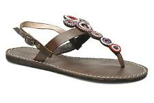 Women's Laidback London Bayle Sandals in Brown