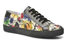 Women's Boutique Moschino Flower Low rise Lace-up Shoes in Multicolor