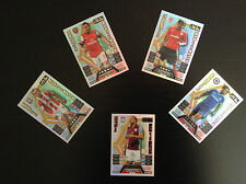 Match Attax Cards 2013/2014 - MAN of the MATCH Players Cards - NEW